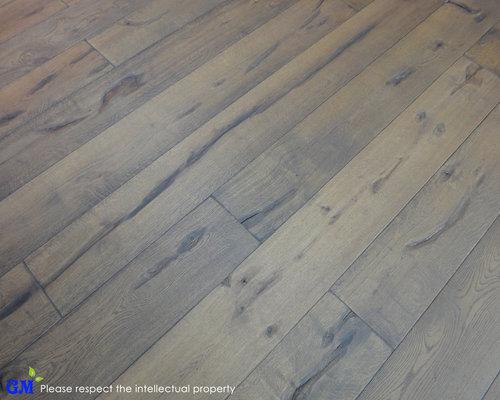 此款木地板采用了特殊拼法